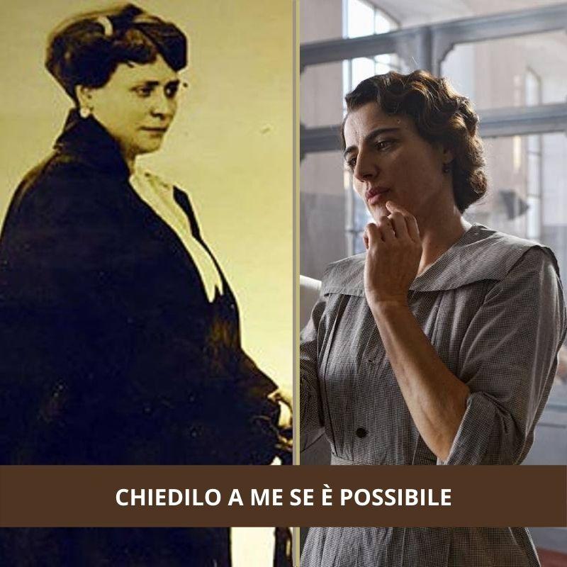 La storia vera di Luisa Spagnoli