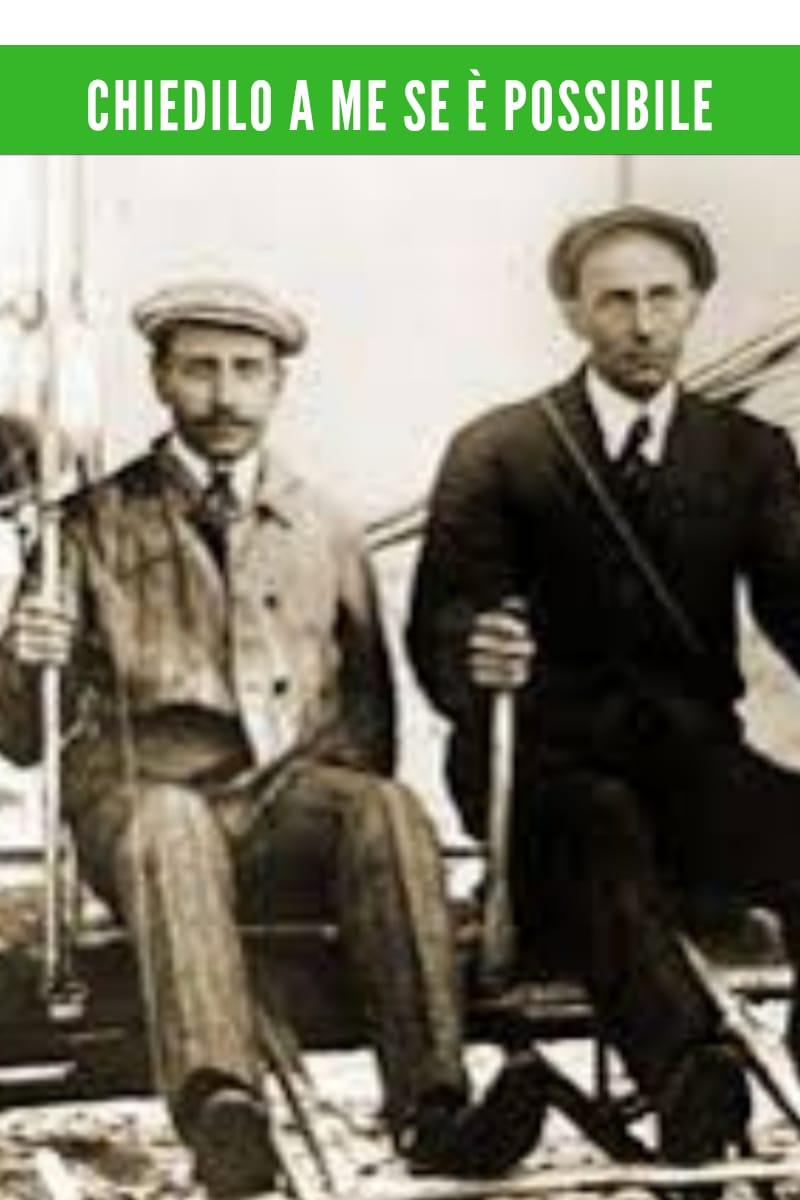 La storia vera dei fratelli Wright